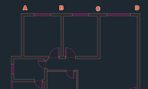 CAD连续标注快捷键命令的使用技巧