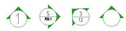 CAD软件索引功能介绍中的立面索引