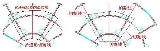 CAD折断线模式的使用