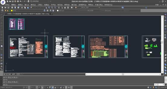 用户如何定制CAD门窗表与图纸目录表