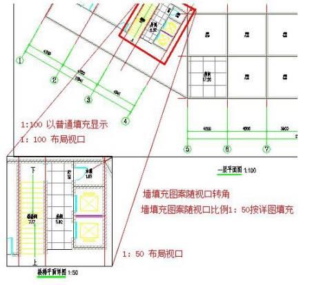 CAD视口设置