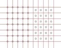 给排水CAD图纸之直线喷头和交点喷头