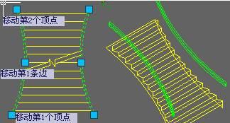 CAD中添加扶手的方法步骤