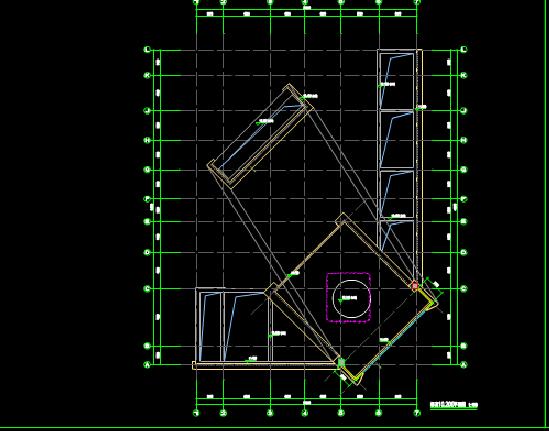 商用建筑设计CAD图纸