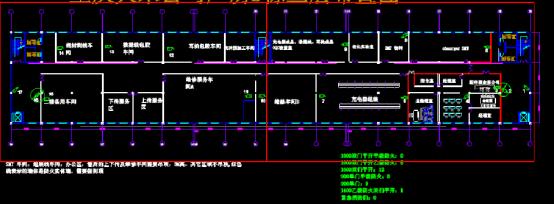 公司智联监控设计CAD图纸