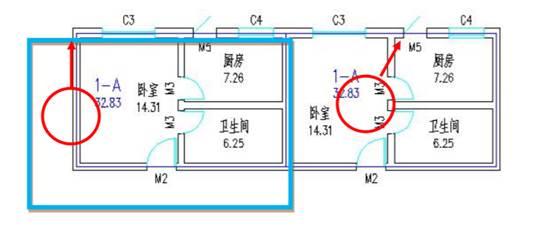 CAD中怎么计算套内面积?CAD计算面积教程