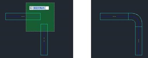 CAD中怎么绘制弯通?CAD绘制弯通教程