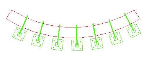 CAD中怎么绘制支吊架?CAD绘制支吊架教程
