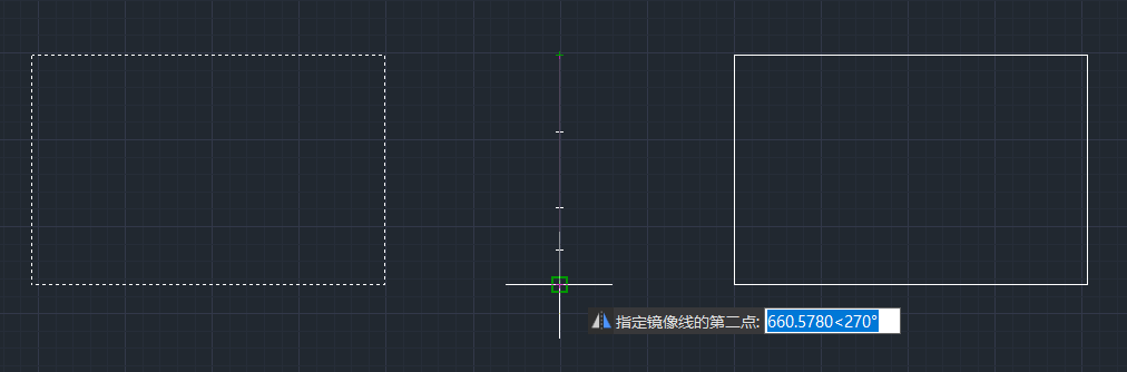 CAD中怎么绘制对称图形?CAD镜像快捷键使用技巧