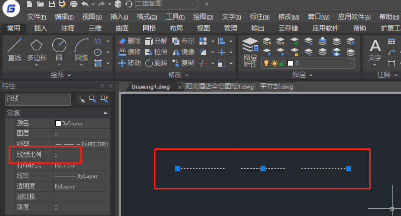 CAD虚线不显示怎么办?CAD虚线不显示解决办法