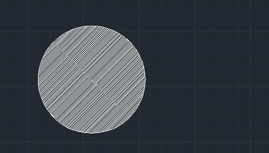 CAD中怎么填充图形?CAD填充快捷键