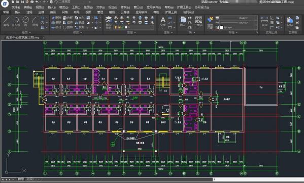 CAD施工图怎么画?CAD画施工图用什么软件比较好?