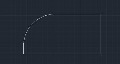 CAD圆角命令怎么用?CAD圆角命令使用技巧