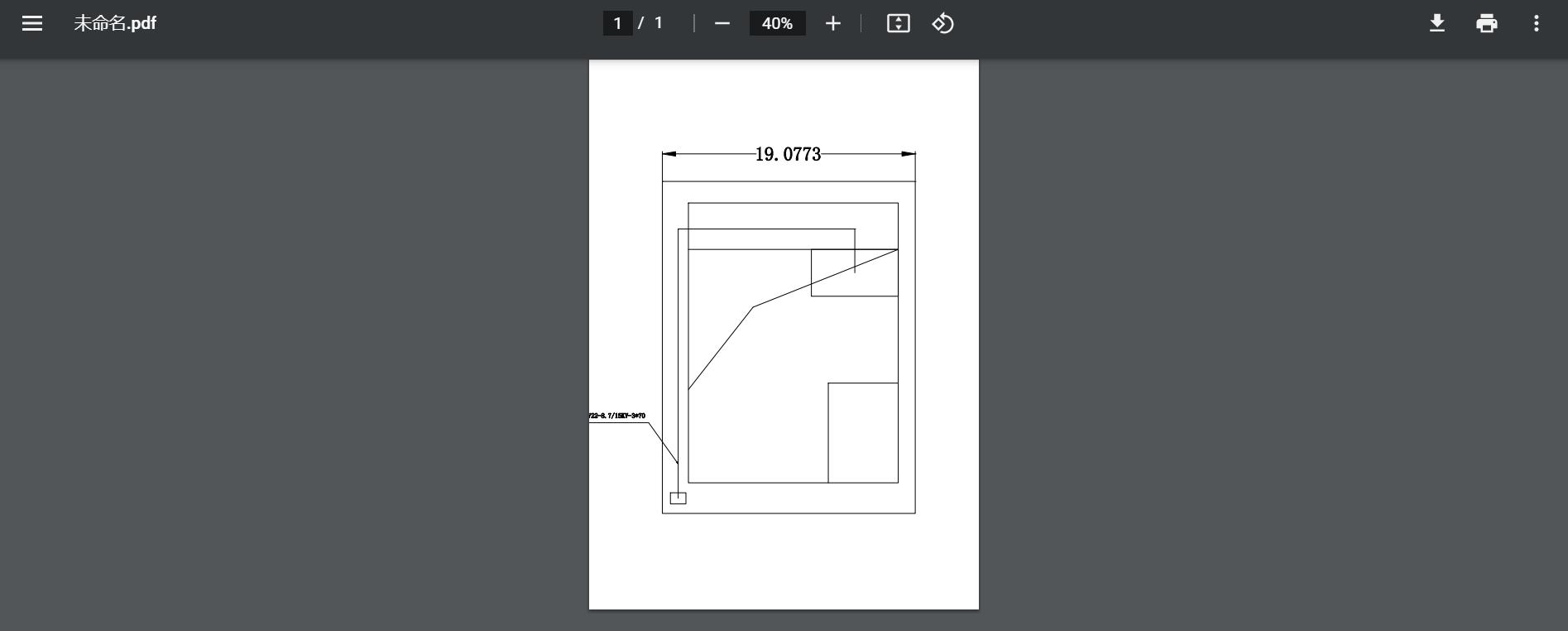 怎么在线将DWG文件转换成PDF格式?