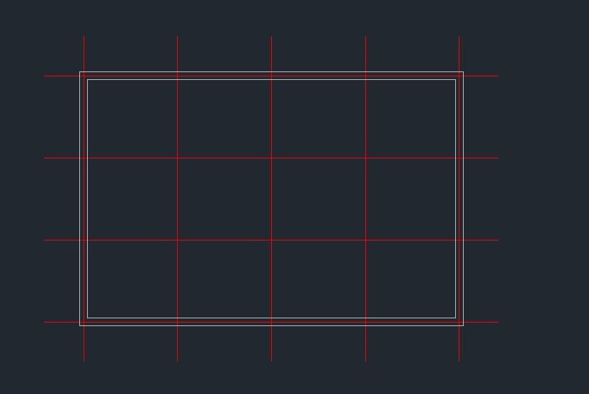CAD窗户怎么画?CAD画窗户教程