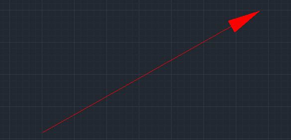 CAD箭头怎么画?CAD画箭头技巧