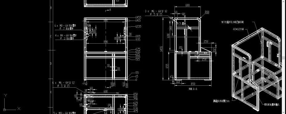 CAD绘图区域不能放大或缩小了怎么办?