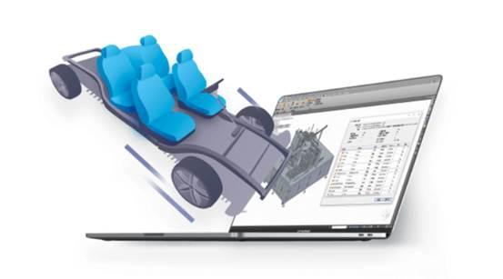 构建互联网+智造设计新平台,浩辰3D平台软件提供一体化设计方案