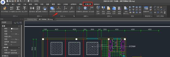 你知道CAD软件中快速测量功能如何使用吗?