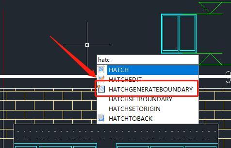 CAD教程:如何批量生成CAD填充边界?