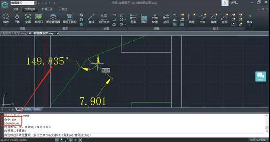 CAD看图软件中有哪些CAD尺寸标注快捷键?