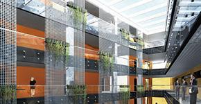 """浩辰CAD助大地建筑事務所打造""""綠色建筑"""""""