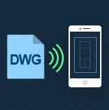 如何将DWG文件导入手机?