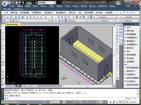 博世配电网工程标准化设计系统