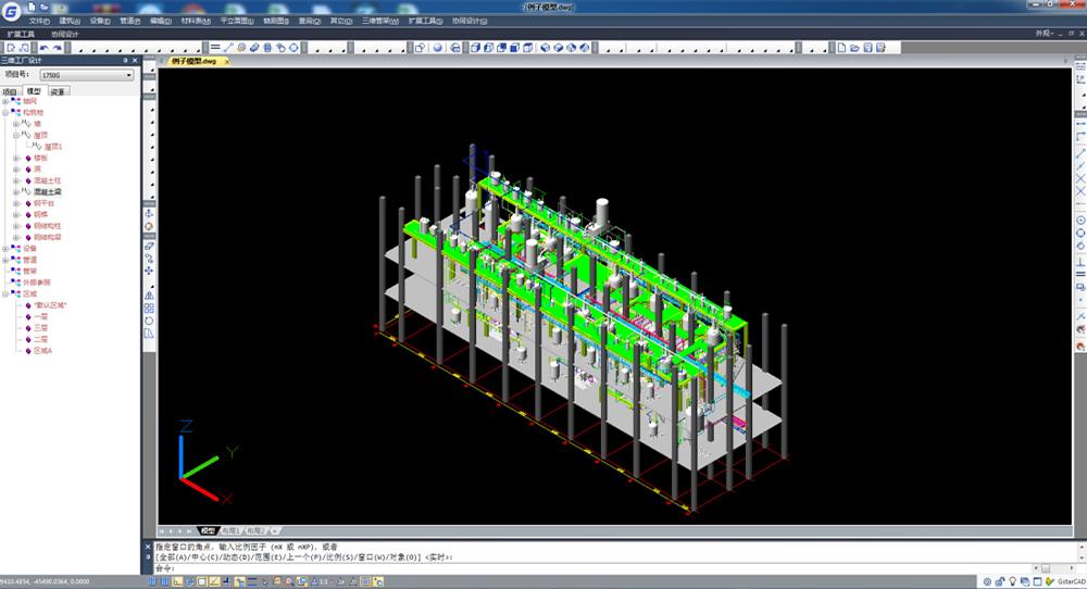 ZWPD三维工厂设计软件