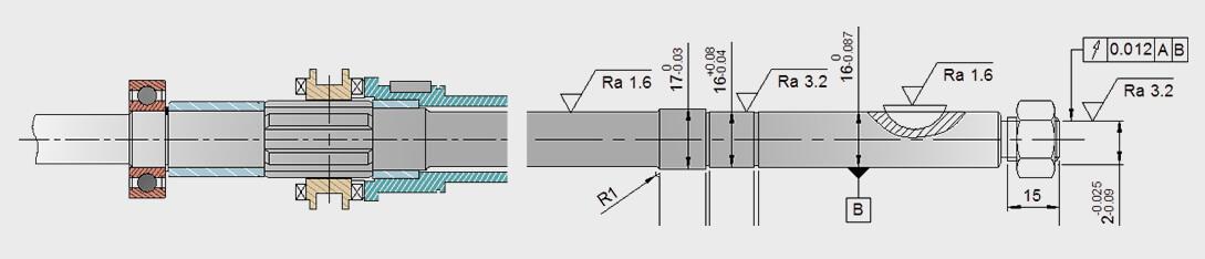 浩辰CAD机械_尺寸符号标注