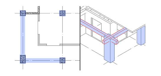 浩辰CAD建筑_柱梁板
