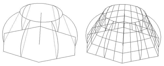 CAD放样——三维放样功能详解