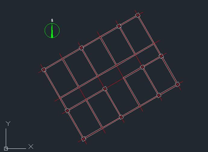 CAD坐标——WCS与UCS