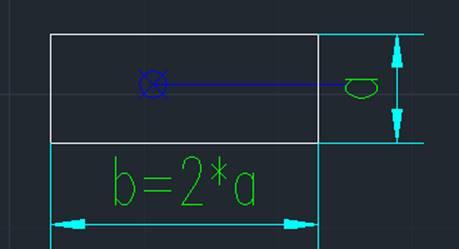 修改图形CAD尺寸的功能技巧(一)