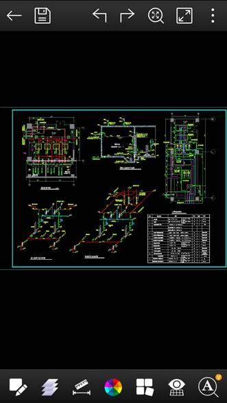 如何在手机上查看CAD图纸?