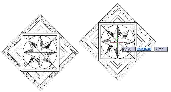 CAD复制粘贴的图块为什么不是原来的图块?