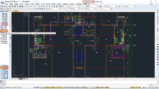 CAD中设置出图比例的操作技巧
