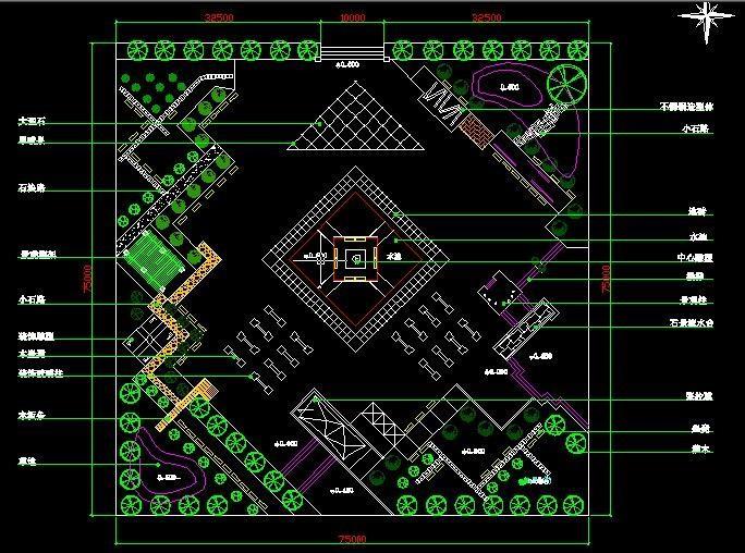 CAD提高填充速度的方法