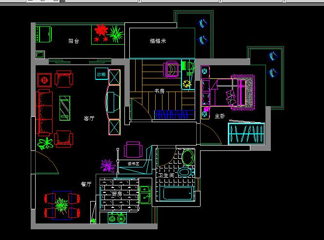 CAD填充图案明明是线性填充为什么显示成实体填充