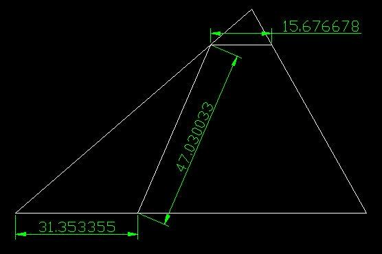 两个CAD范围缩放命令的区别