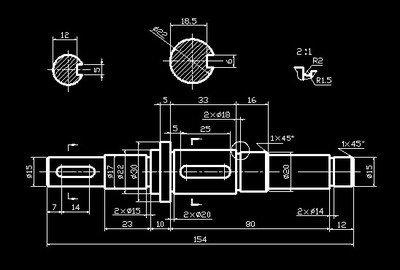 CAD制图初学入门注意点