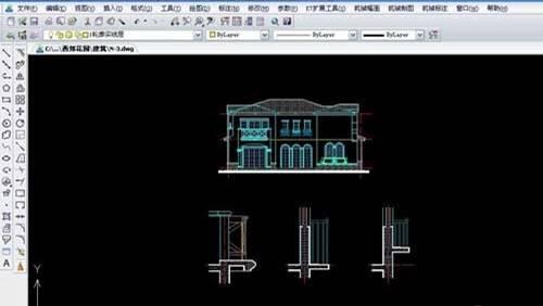 浩辰CAD布局操作步骤