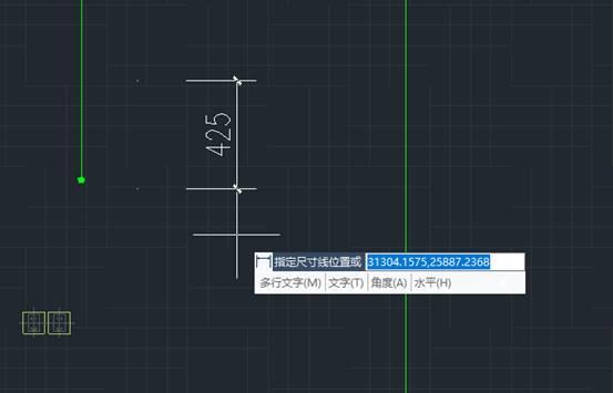CAD标注尺寸中的标注比例修改