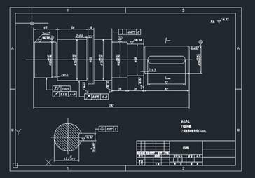 浩辰CAD 延伸命令的使用教程