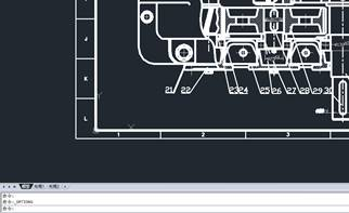 CAD标注尺度线精度的方法