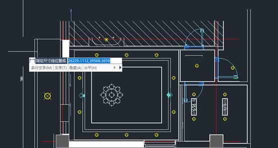 CAD标注尺寸如何显示