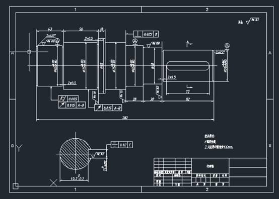 CAD延伸和修剪功能操作基本方法