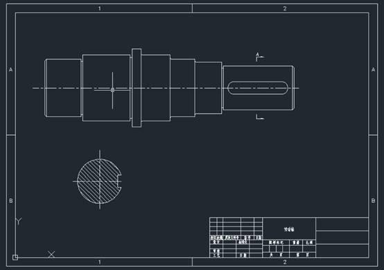 CAD用Shift拉伸的快捷操作方法
