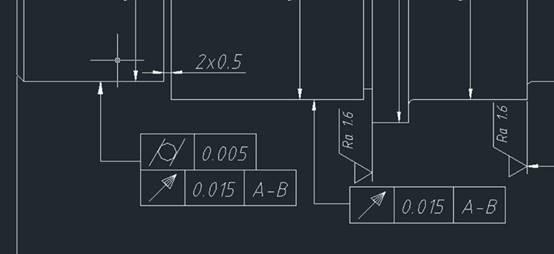 浩辰CAD折断尺寸标注标注的快捷命令