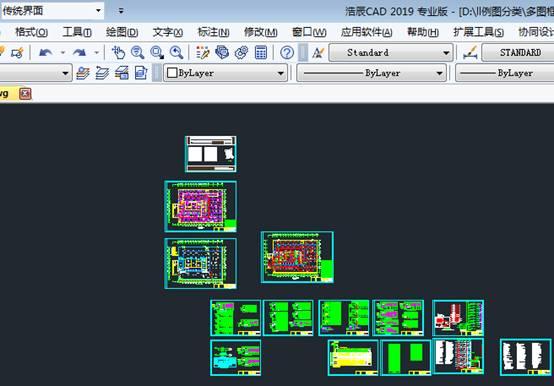 CAD打印具体操作步骤